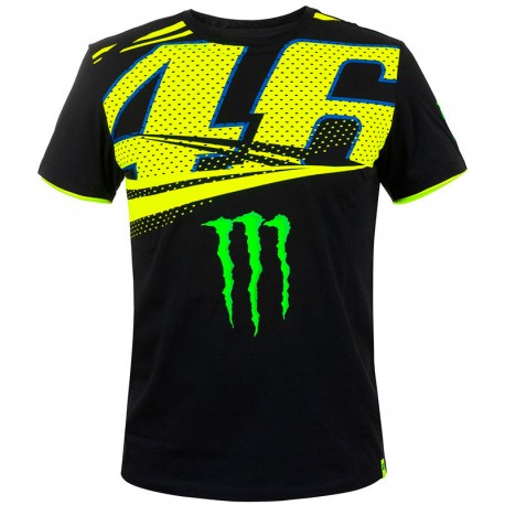 VR46 46 MONSTER T-SHIRT