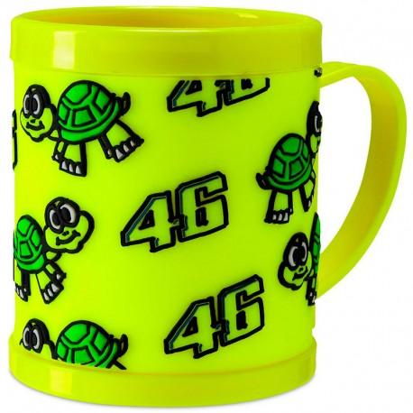 VR46 PLASTIC TURTLE MUG