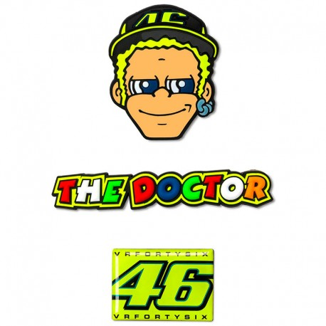 VR46 MIXED MAGNET KIT