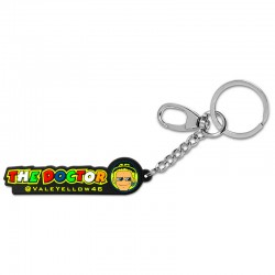 VR46 CUPOLINO KEY RING