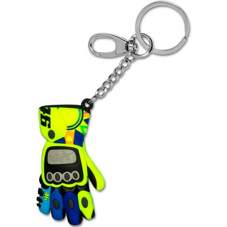 VR46 3D GLOVE KEY RING