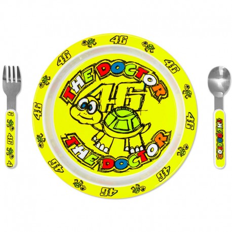 VR46 TURTLE MEAL SET
