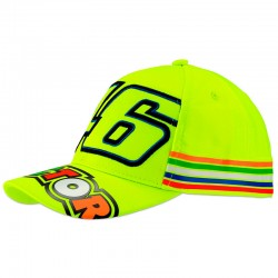 VR46 KID 46 STRIPES CAP