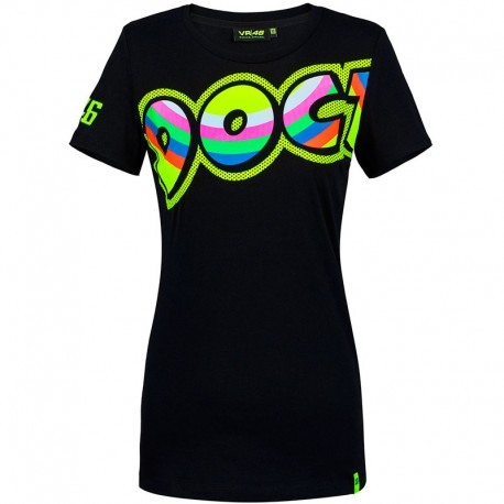 VR46 WOMAN THE DOCTOR T-SHIRT
