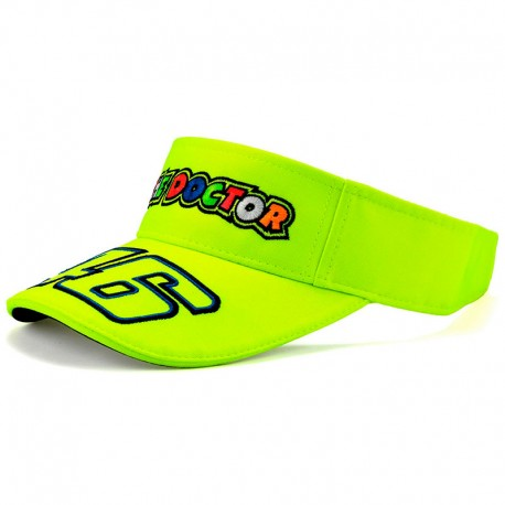 VR46 THE DOCTOR 46 VISOR