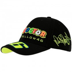 VR46 THE DOCTOR 46 CASQUETTE