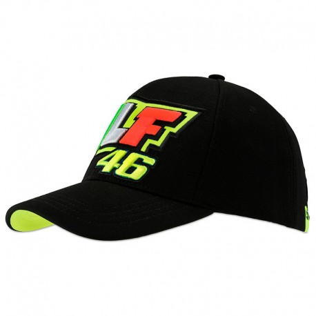 VR46 WLF 46 CAP