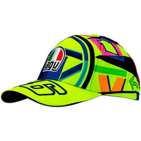 VR46 HELMET REPLICA CAP
