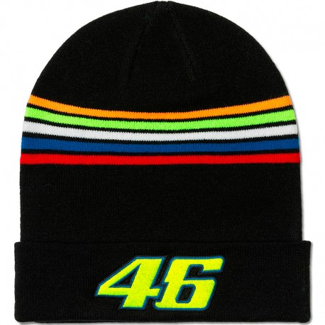 VR46 THE DOCTOR BEANIE CAP