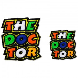 VR46 THE DOCTOR PATCH KIT - MUL