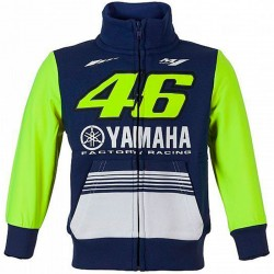 VR46 FLEECE YAMAHA VR KID 272803