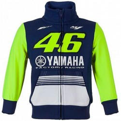 VR46 YAMAHA KID 46 FLEECE - MUL
