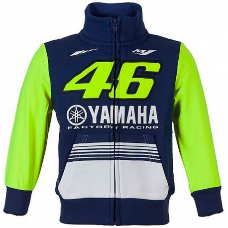 VR46 YAMAHA KID 46 FLEECE