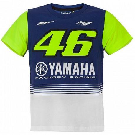 VR46 NINO YAMAHA T-SHIRT 2017