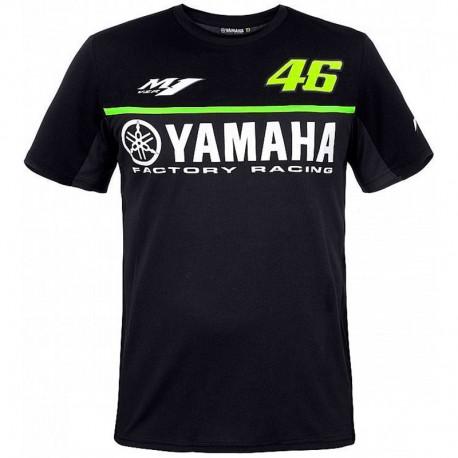 VR46 YAMAHA M1 LINE T-SHIRT