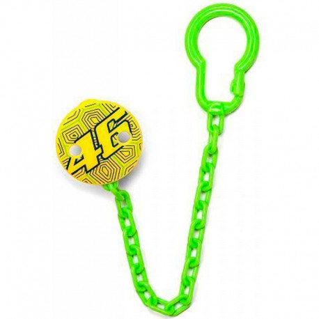 VR46 DUMMY HOLDER CLIP 46
