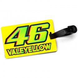 VR46 LUGGAGE TAG ROSSI