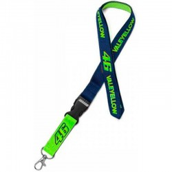 VR46 VALEYELLOW 46 NECK KEY RING