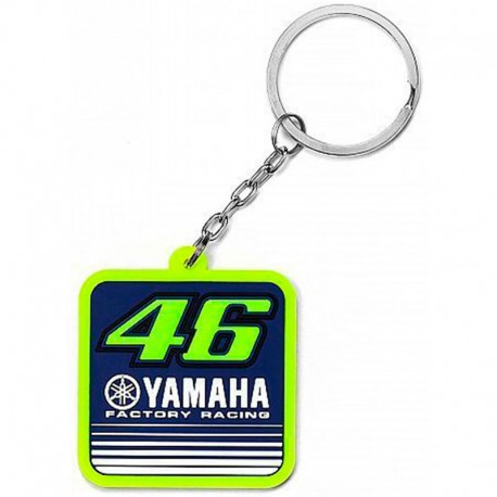 VR46 YAMAHA VR46 KEY RING