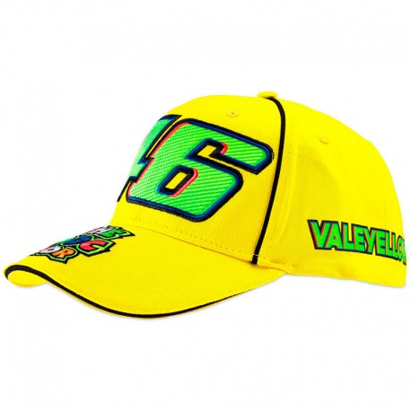 VR46 CASQUETTE THE DOCTOR
