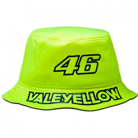 VR46 46 VALEYELLOW FISHER HAT