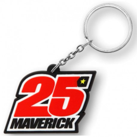 VR46 25 MAVERICK VINALES LLAVERO