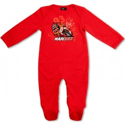 VR46 MARC MARQUEZ BABY OVERALL