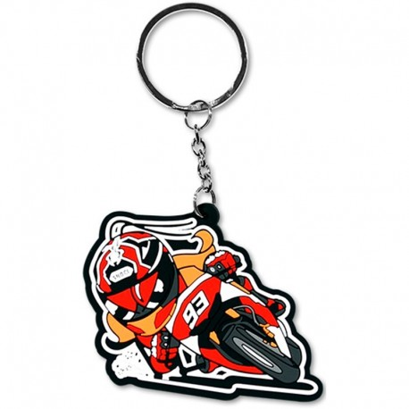 VR46 MARC MARQUEZ MM93 KEY HOLDER