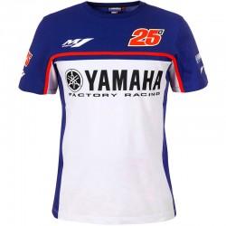 VR46 17 T-SHIRT YAMAHA VINALES MAN 276003