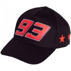 MM93 CASQUETTE MARQUEZ 93 STARS