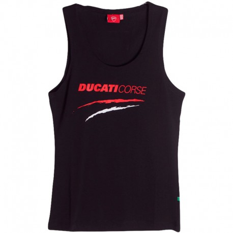 DUCATI CORSE TANK TOP WOMAN