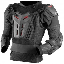 EVS GILET DE PROTECTION COMP SUIT - BLK