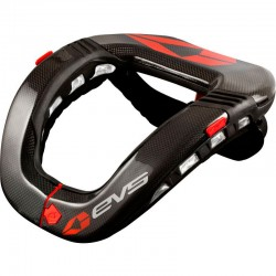 EVS NECK BRACE R4 PRO CARBON - CAR