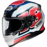 SHOEI NXR CLUZEL 2019