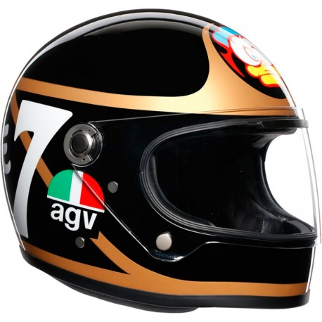 AGV X3000 BARRY SHEENE LIMITED EDITION