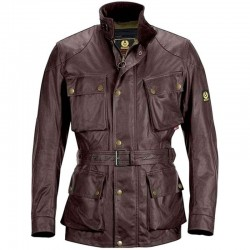 BELSTAFF CLASSIC TOURIST TROPHY WATERPROOF - 80