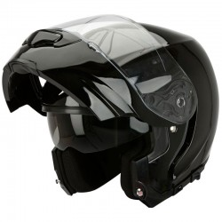 SCORPION EXO 3000 AIR SOLID - Black