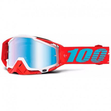 100% RACECRAFT KEPLER IRIDIUM BLUE