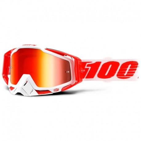 100% RACECRAFT BILAL IRIDIUM ROJO