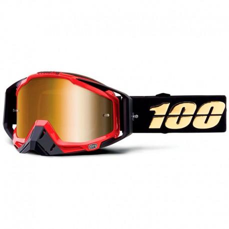 100% RACECRAFT HOT ROD IRIDIUM ORO