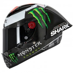 SHARK RACE-R PRO GP LORENZO WINTER TEST