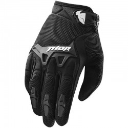 THOR S15 SPECTRUM YOUTH - Black