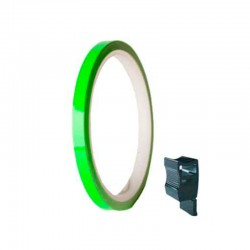 PUIG RIMS STRIPS UNIVERSAL GREEN FLUO