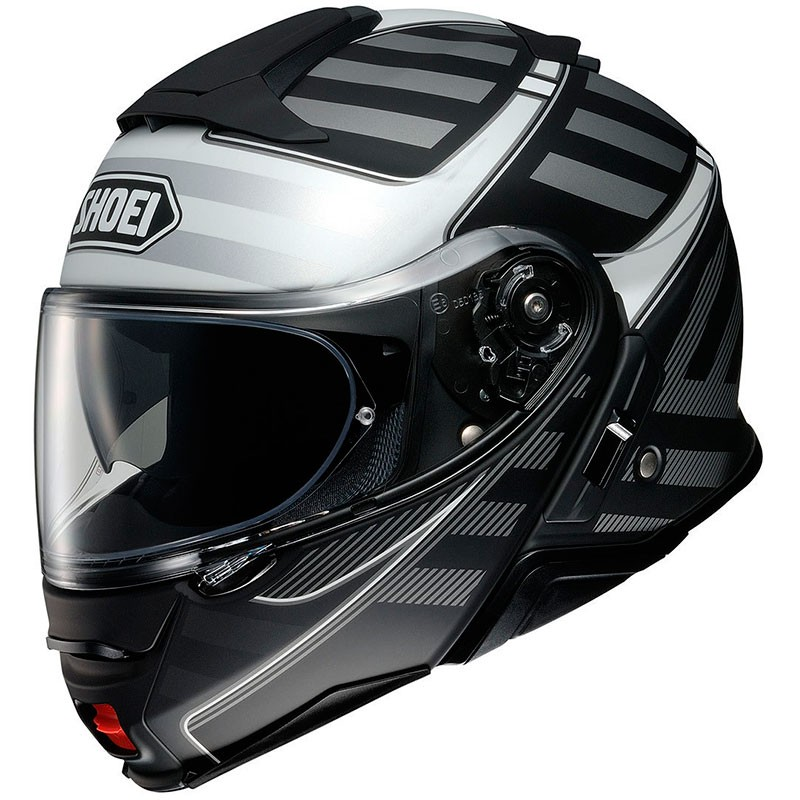 casque shoei neotec 2 splicer marti motos. Black Bedroom Furniture Sets. Home Design Ideas