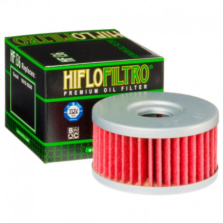 HIFLOFILTRO FILTRO DE ACEITE HF136
