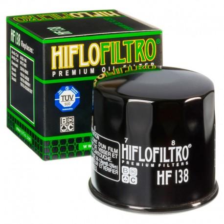 HIFLOFILTRO OIL FILTER HF138