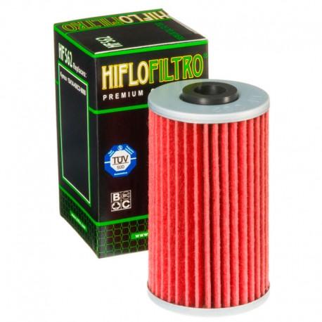 HIFLOFILTRO FILTRE A HUILE HF562