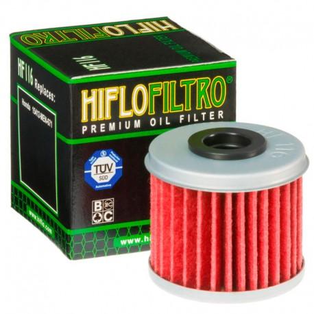 HIFLOFILTRO FILTRO DE ACEITE HF116