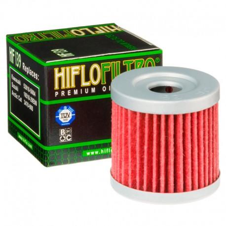 HIFLOFILTRO FILTRO DE ACEITE HF139