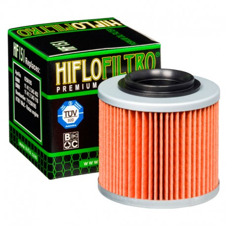 HIFLOFILTRO OIL FILTER HF151